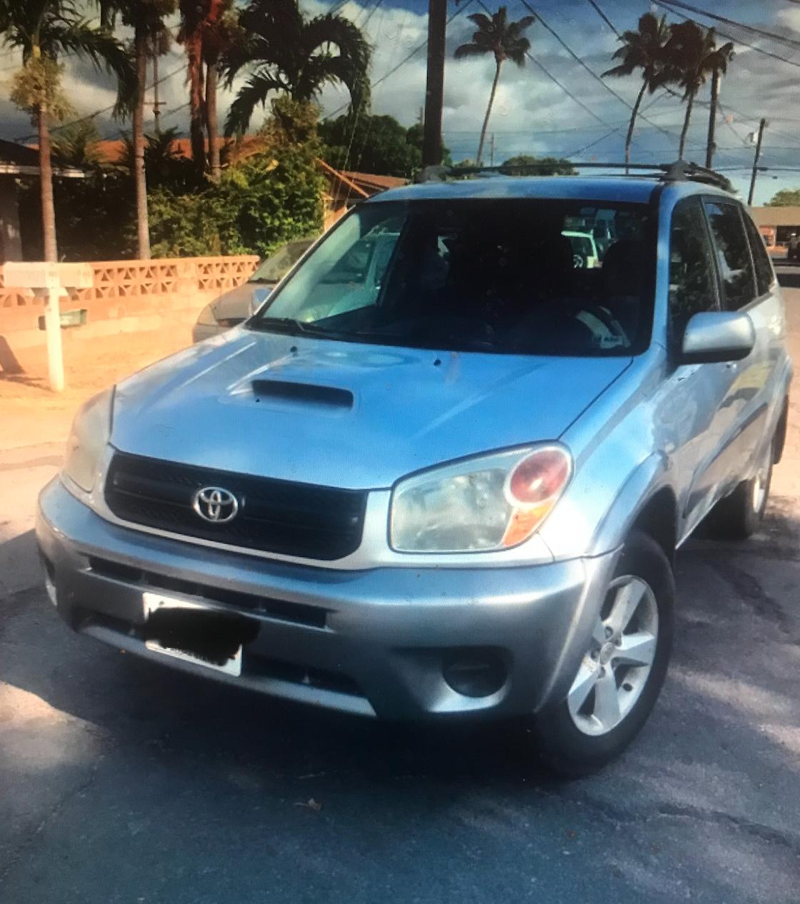 Rent A Toyota in Maui Hi