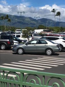 Your Maui Rental Car Could Be Waiting for you with long lines ...